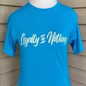Tops - Women Loyalty or Nothing Cotton T-Shirt